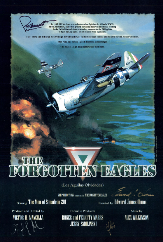 The Forgotten Eagles